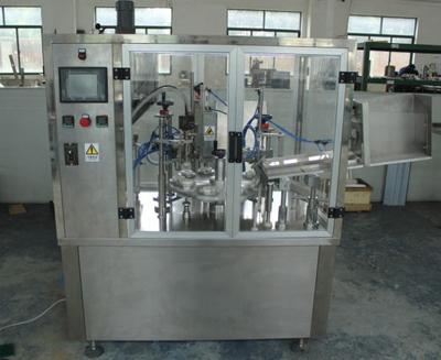 Automatic Plastic/Composite Tube Filler Sealer (GF-40)