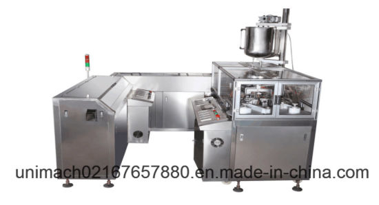 Automatic Suppository Filling Sealing Machine (U type)
