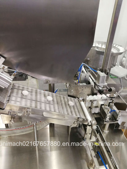 Automatic Effervescent Tablet Tube Filler