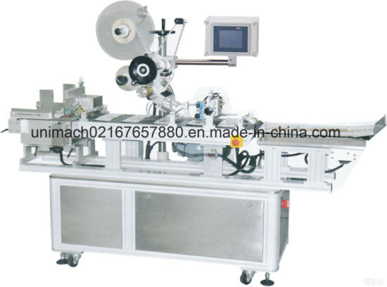 High Precision Surface Labeler for Bottle
