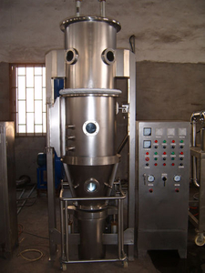 Fluid Bed Dryer Granulator Machine with Pharmaceutical