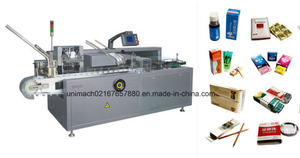 Jdz Automatic Horizontal Cartoning Machine