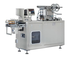 Liquid Food Blister Packing Machine