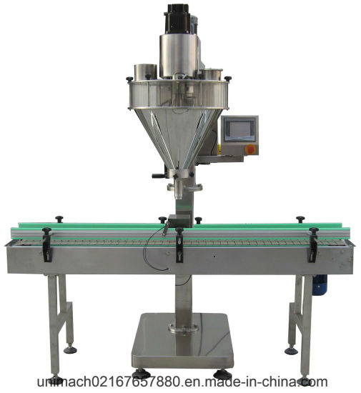 Automatic Powder Auger Filling Machine