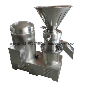 Pharmaceutical Horizontal Colloid Mill Grinding Machine