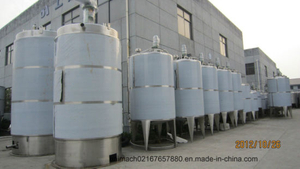 Stainless Steel Mixing Tank (MG)