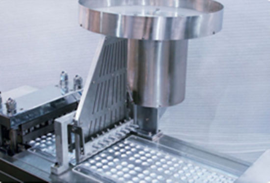 Automatic Al-Plastic Blister Packing Machine