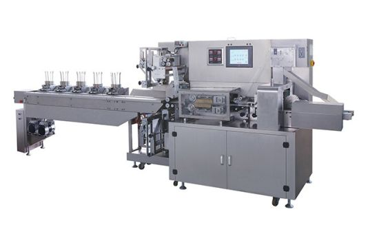Kdt-600 Reciprocating Pillow Packing Machine