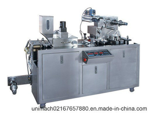 Dpb-80 Economical and Practical Mini Flat-Plate Automatic Blister Packing Machine
