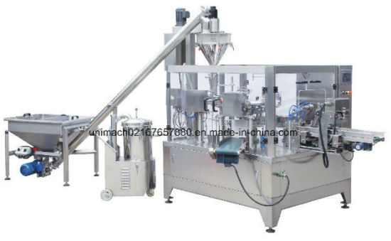 Vffs Automatic Milk Powder Packing Machine