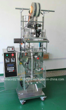 Automatic Paste Sachet Packing Machine (DXDJ-300)