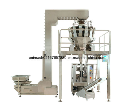 Food Multiweighing Vertical Packing System (CZB-B1)