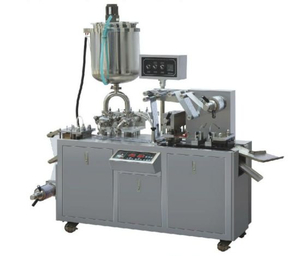 Mini Liquid Blister Packing Machine (DPB-80Y)