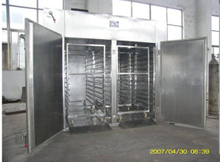 GMP Series Hot Air Circulation Drying Oven machine
