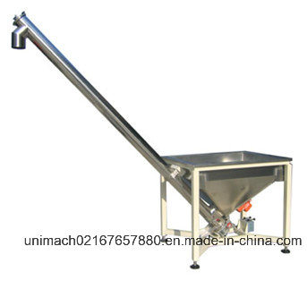 Apt-T2 Powder Screw Feeder Feeding Loading Machine