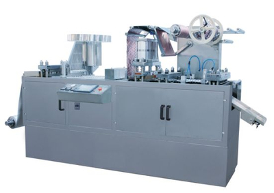 Dpb-250b Auto Alu-Alu/Alu-PVC Blister Packing Machine