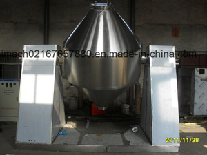 Szg Series Double Cone Rotary Vacuum Dryer