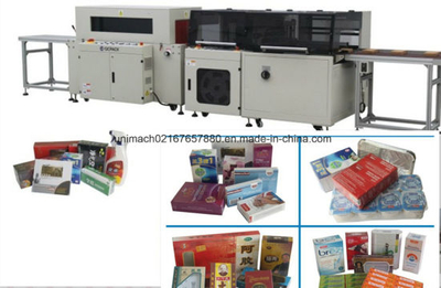 Side-Sealing &High Speed of Automatic Shrink Packaging Machine