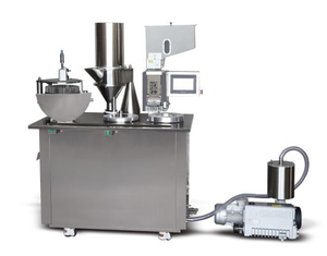 Semi-Automatic Capsule Filling Machine Filler