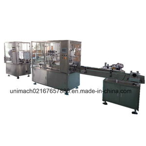 Tbl-80 Glue Labeling and Oral Liquid Machine