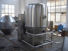 High Efficiency Fluid Bed Dryer (GFG)