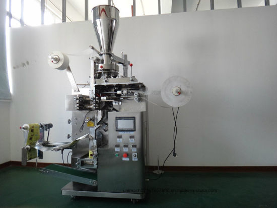 Zr-169 Automatic Inner and Outer Tea Bag Packing Machine
