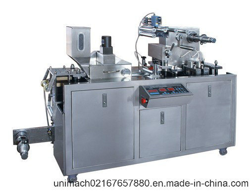 Dpb-80 Best Price Mini Flat-Plate Automatic Blister Packing Machine