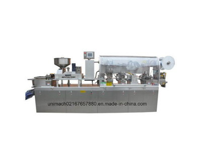 High Speed Al/PVC (AL/ALU) Blister Packing Machine