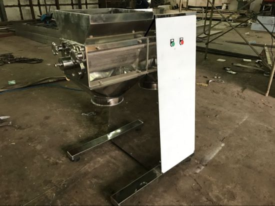 Yk-160 Oscillating Fluidized Bed Granulator
