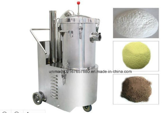 High Capacity Dust Collector for Chemical, Pharmaceutical
