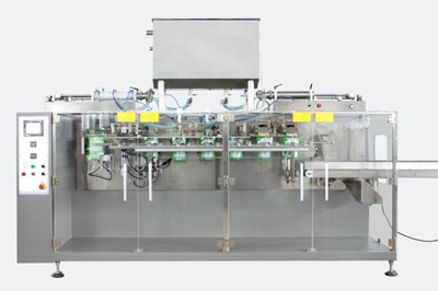 Mg-210/210z Horizontal Premade Pouch Packaging Machine