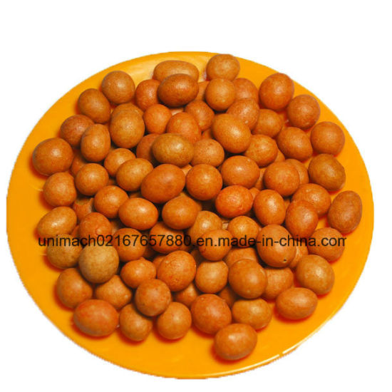 Water Chestnut Simplified Sugar Tablet Chocolate and Film Coating Machine