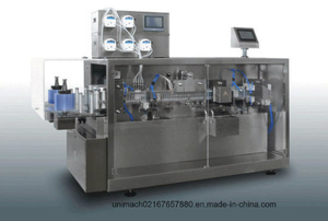 Oral Liquid Plastic Ampoule Filling Sealing Machine