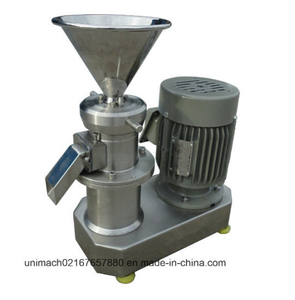 Pharmaceutical Horizontal Colloid Mill Machine