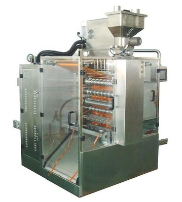 Multilane Four Side Sealing Sachet Powder Packing Machine (DXM-F900)