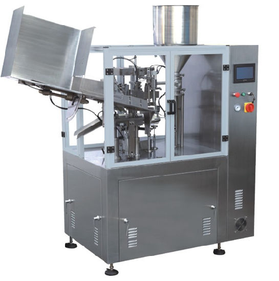 High Speed Plastic Tube Filler Sealer (SGF-100)