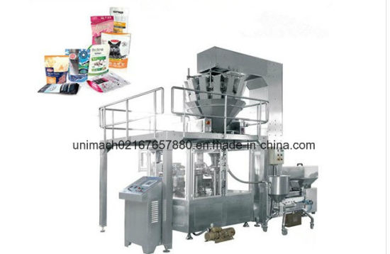 Pre - Made Automatic Packing Machine