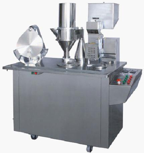 Hot Sale New Design Semi-Automatic Capsule Filling Machine