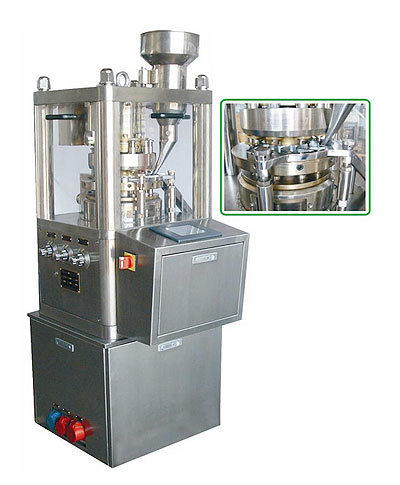 Intelligent Rotary Tablet Press Machine