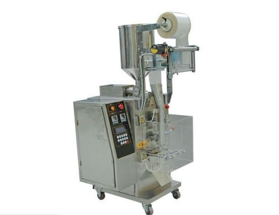 Back Sealing Sachet Oil Packing Machine