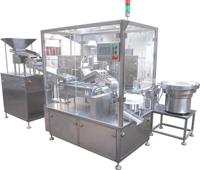 Effervescent Tablet Tube Wrapping Machine