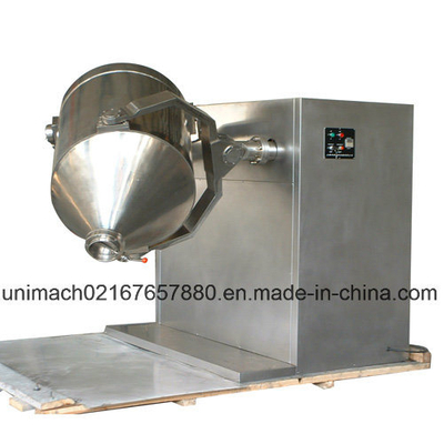 Powder Mixer Machine (three dimensional Mixer)