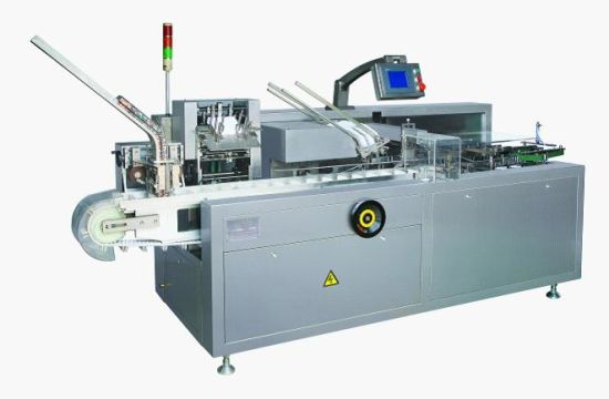 Automatic Cartoning Machine for Blister (horizontal)