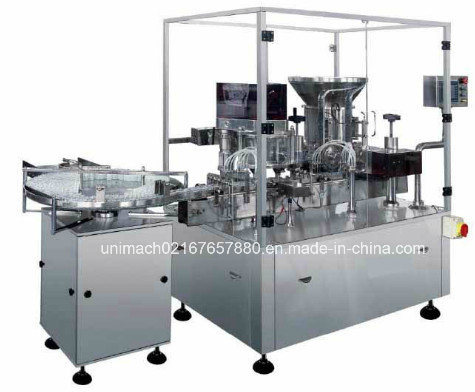 Injectable Powder Filling Machine (KFS2B)