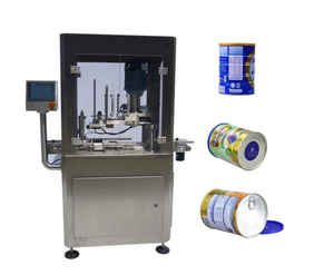 Protein Powder Vacuum Nitrogen Seaming Machine