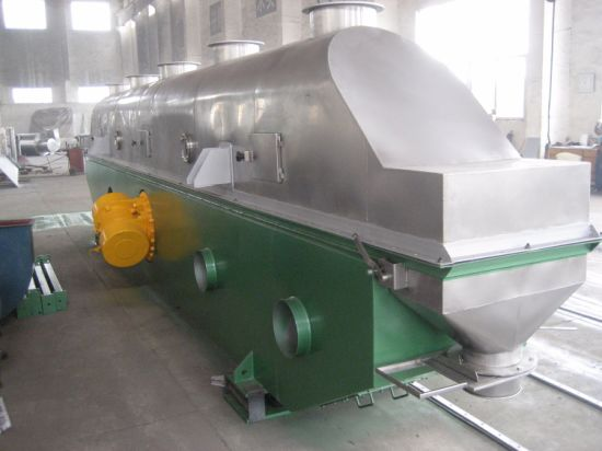 Horzitonal Fluidized Dryer Drying Equipment
