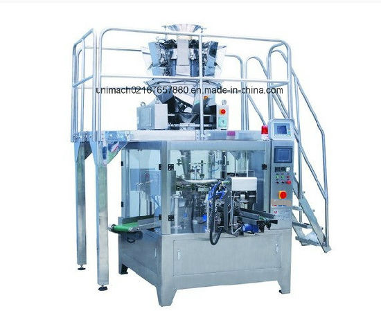 Gd6-200c Massiveness Rotary Packing Machine