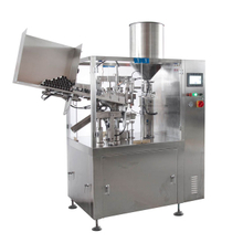 alcohol gel Tube Fill Seal Machine